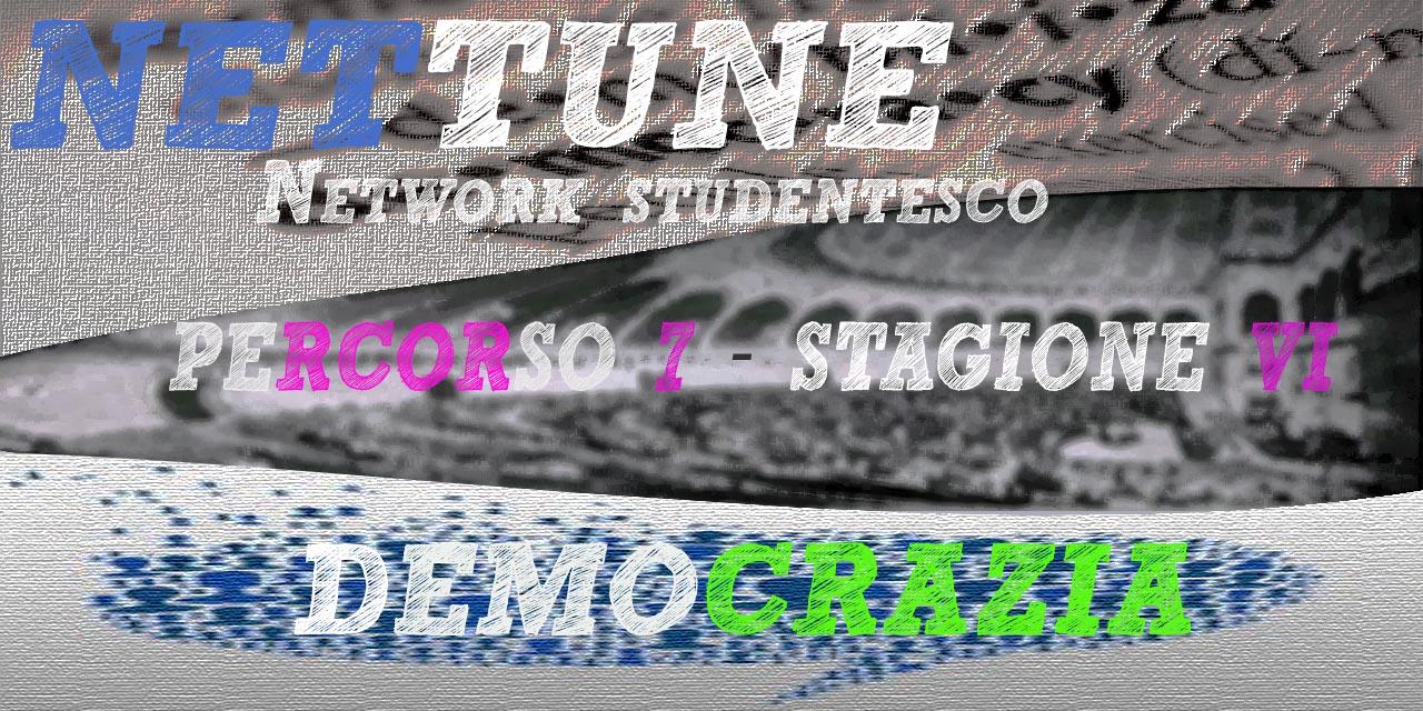 Percorso VII - Democrazia - 24/04/2016