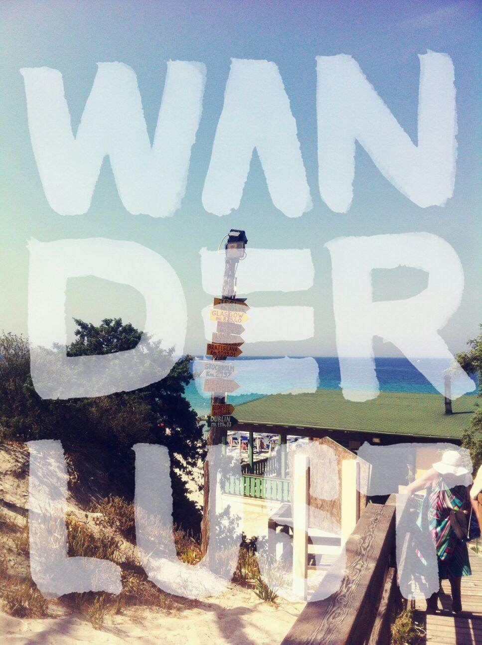 Wanderlust - Rubrica Viaggi - Aprile 2016