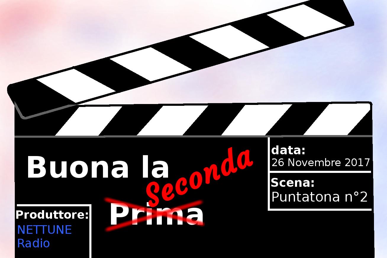 Percorso II - Buona La Seconda! - 26/11/2017