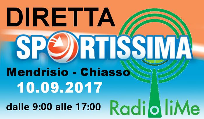 Sportissima - 10/09/2017 - Parte 1