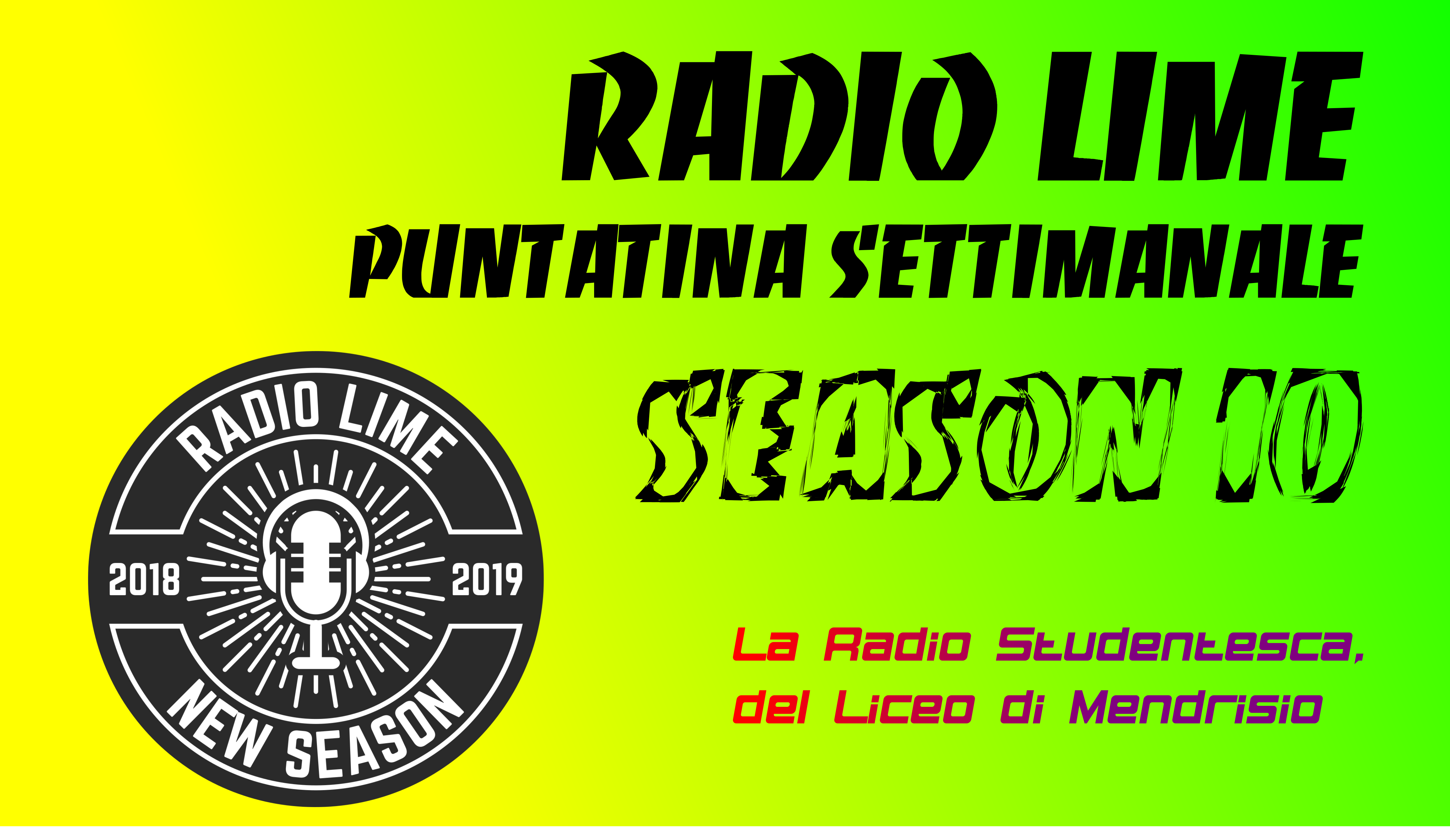Laptop Radioing Session LiMe - 13/09/2018
