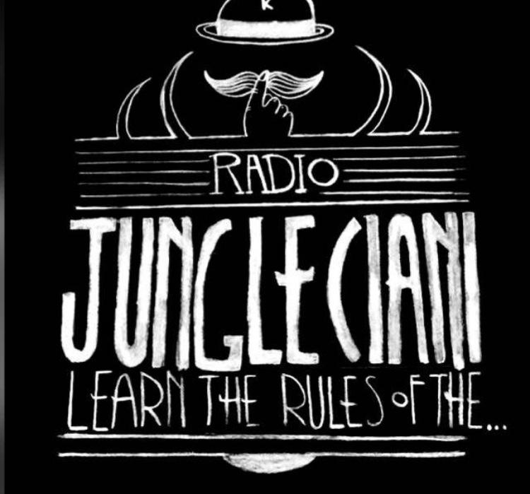 Laptop Radioing Session JungleCiani - 25/09/2018