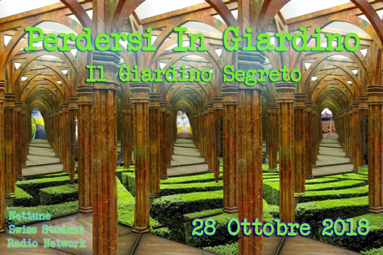 Percorso I - Il Giardino Segreto - 28/10/2018
