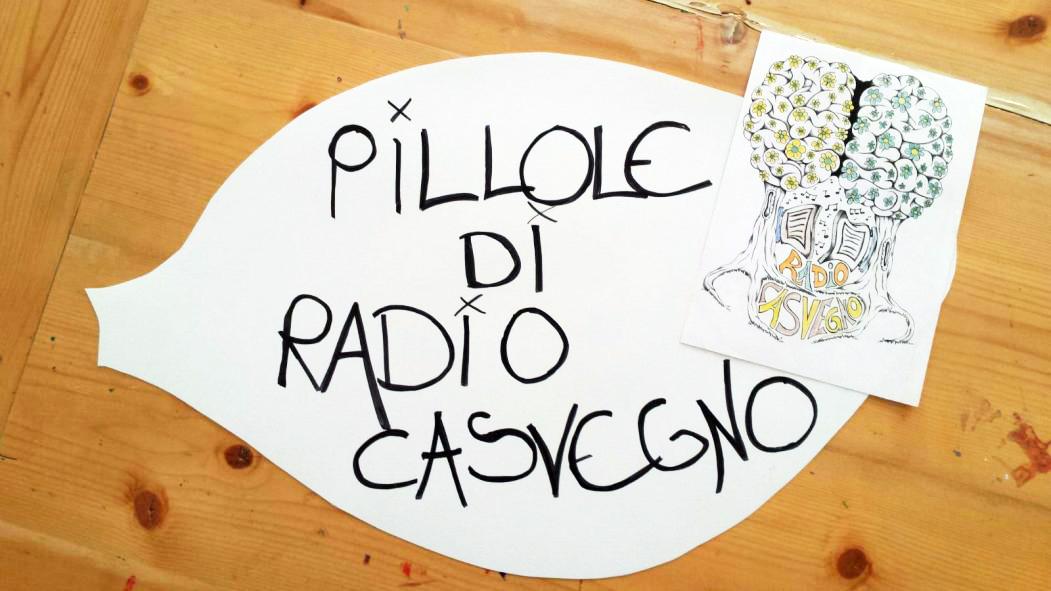Maggio Settimana 3 - Pillole di Casvegno 150 - Mostra Le Parole!!