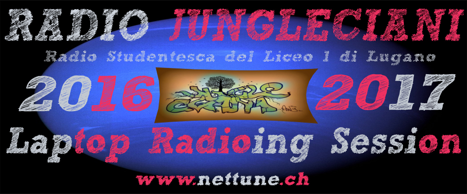 Laptop Radioing Session JungleCiani - 10/03/2017
