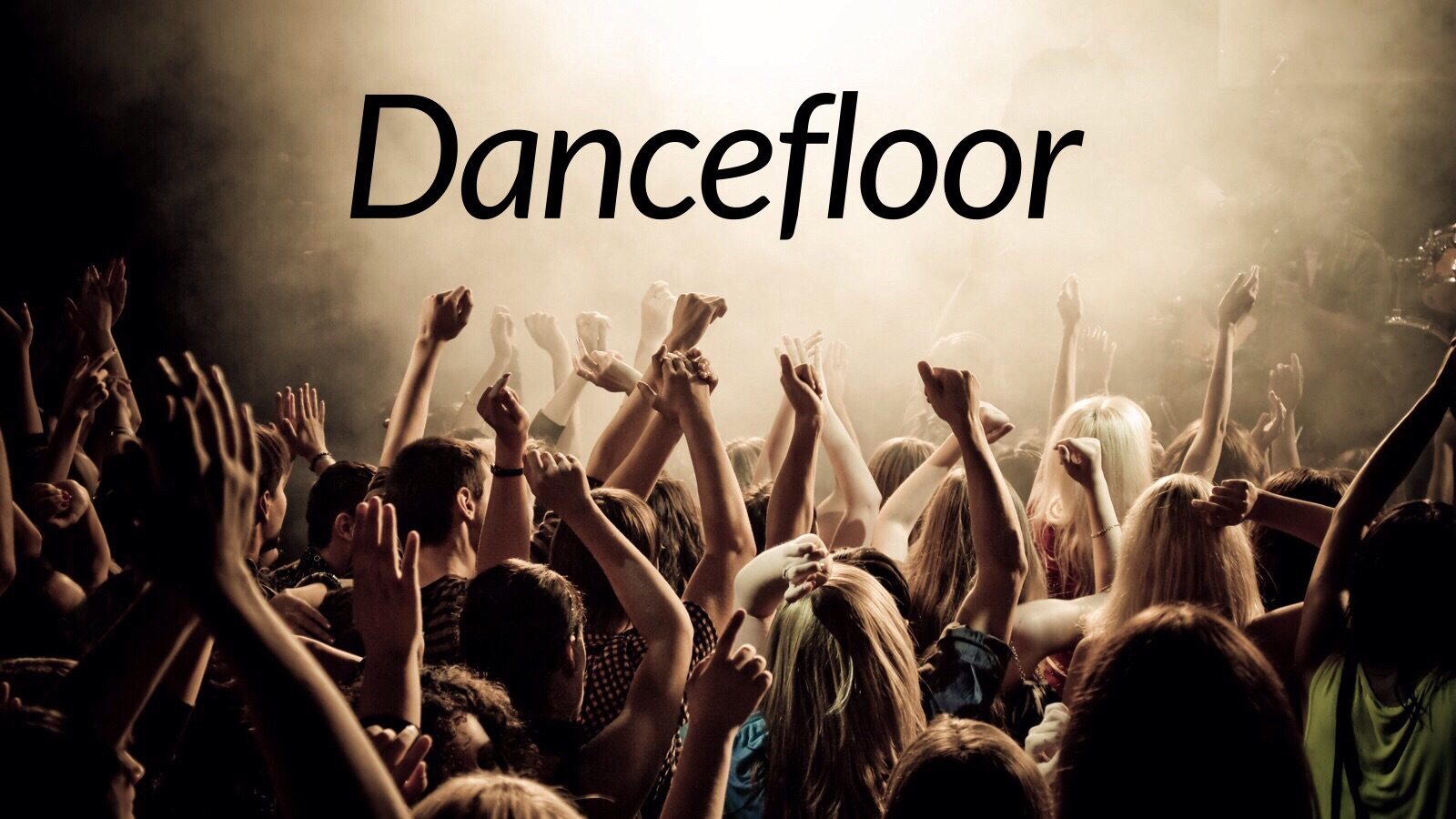 Dancefloor - Ottobre 2016