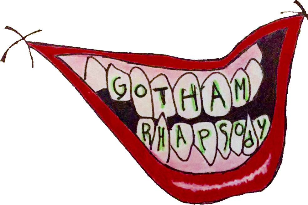 GothamRhapsody - Aprile 2017