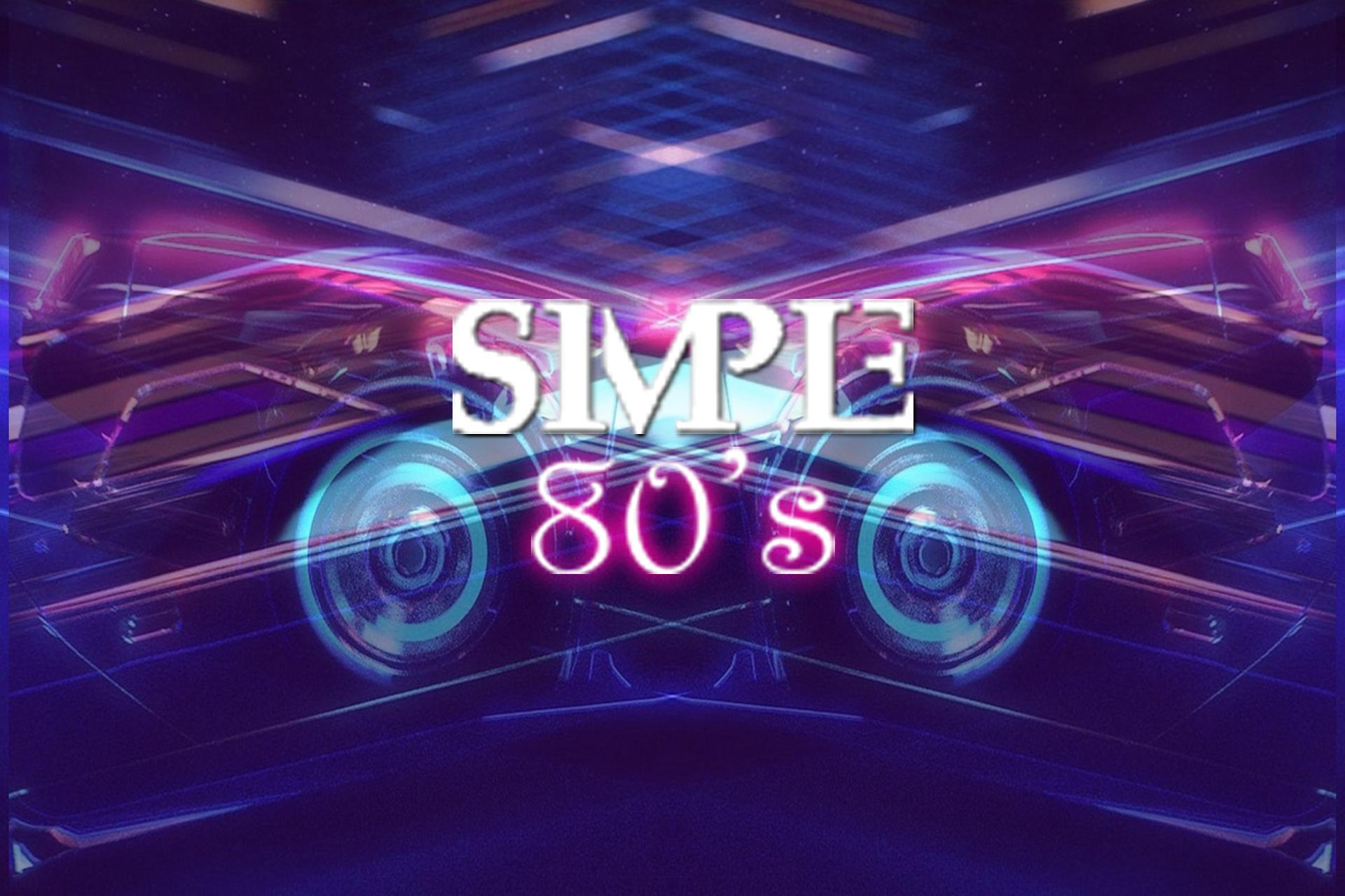 Simple 80's 09