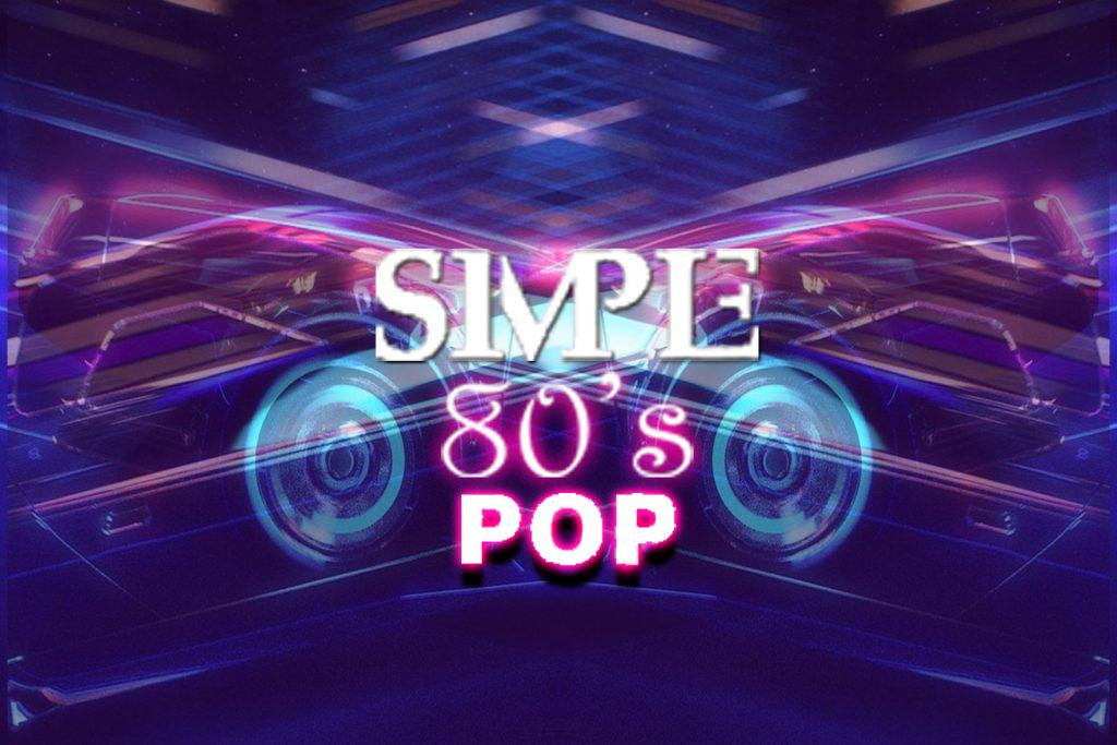 Simple 80's 25 - Pop