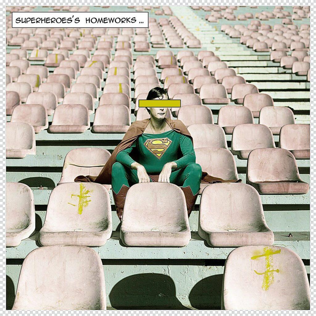 Superheroes's 12