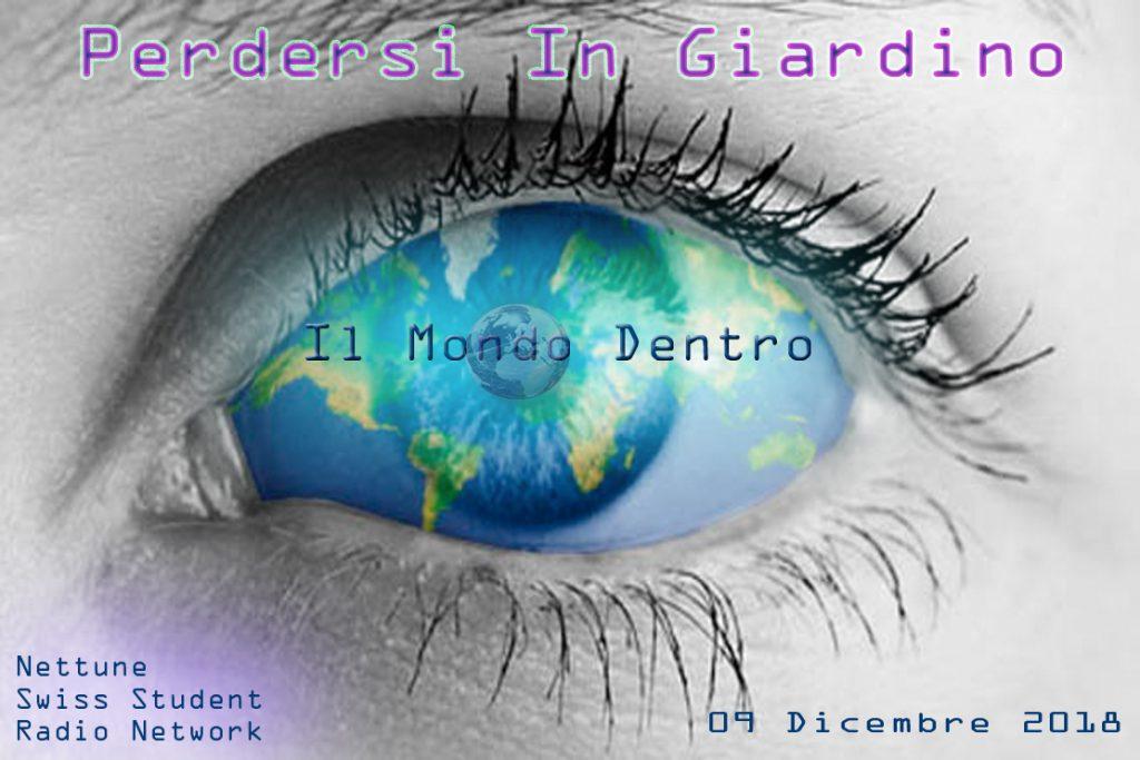 Percorso II - Il Mondo Dentro - 09/12/2018