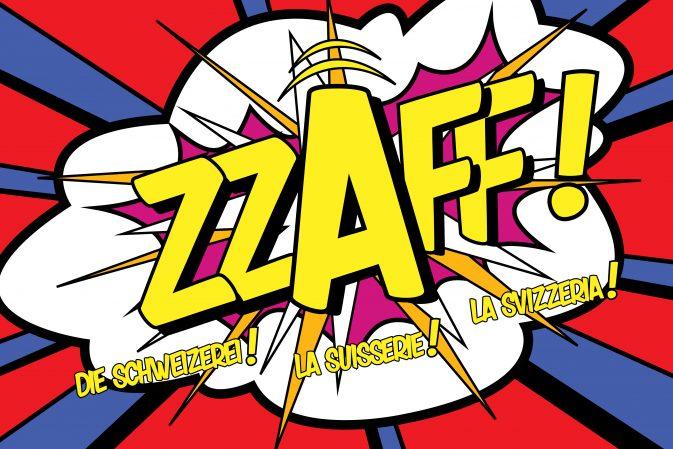 ZZAFF! #01 Zaffuture - Puntata 1 - maggio 2020 Gwen Francese
